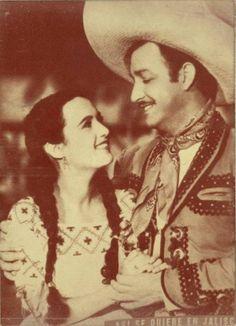 """Película """"Así Se Quiere En Jalisco""""(1942)"""