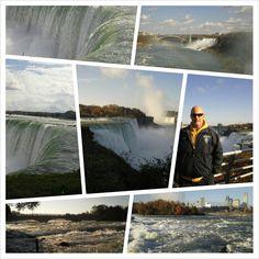 Niagara Falls. October 2013