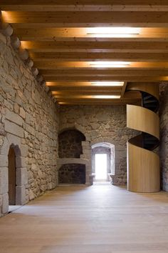Galeria de Reforma no Castelo da Coracera / Riaño+ arquitectos - 3
