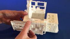 【不思議で美しい】すべてのパーツが連結している3Dプリンター製のキューブ。その美しさは圧巻【動画あり】
