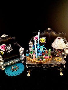 Monster High Furniture / Barbie Furniture / Bratz by GhoulsRule