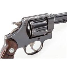 S&W Model 1917 Double Action Revolver