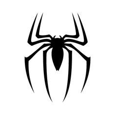 spiderman logo vector logo spiderman in ai format for the boyz rh pinterest com spiderman free vectors free vector spider man
