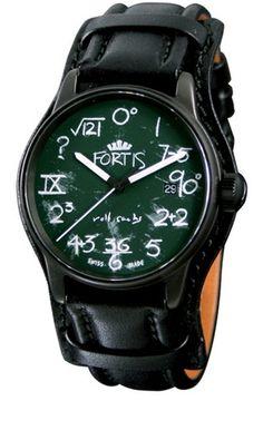Fortis IQ Series Men's Watch 596.18.61L