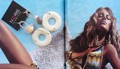 Rebel Fashion, Crochet Earrings, Fashion Jewelry, Drop Earrings, Trendy Fashion Jewelry, Drop Earring, Costume Jewelry, Stylish Jewelry