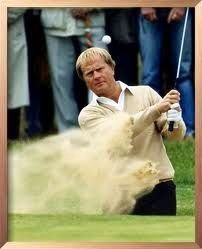 "Jack Nicklaus ""The Golden Bear"": Golfing legend, 1st golfer I knew + loved."