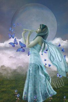 A Flauta Mágica - Virginia  Lucia