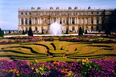 Versailles: Chateau and Gardens