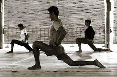 Six Senses Spa Laamu, Maldives, wellness, yoga, stretching, fitness