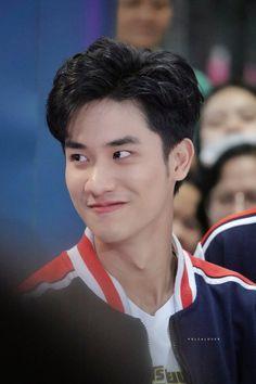 New Saints, Thai Drama, Celebs, Celebrities, Asian Boys, My Sunshine, Dark Blue, Best Friends, Actors