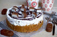 Cheesecake+Bounty