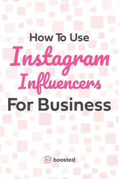 Sometimes posting on Instagram yourself is not enough to get more Instagram engagement and Instagram followers. Sometimes, you need a little extra help on Instagram to get new Instagram engagement! This is where Instagram Influencers + Instagram Micro-Influencers come in! Partnering with an Instagram influencer can really give your business or small business a boost on Instagram to get more customer for your business! Check out how to go about it the right way! #instagrammarketing… Find Instagram, Instagram Tips, Social Media Trends, Social Media Marketing, Small Business Marketing, Business Tips, How To Get Clients, Instagram Marketing Tips, Instagram Influencer