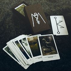 tarot cards with photography. i think i will make these when i buy my camera. i can do fx, costume, scenes... i need some good models.