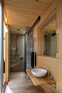 Maison design salle de bains