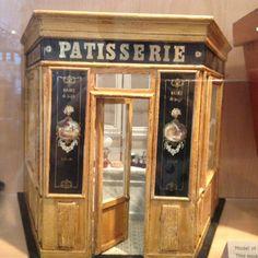 Antique Patisserie dolls house #V