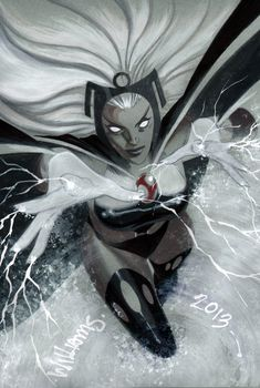 Storm is coming to Heroes by BroHawk.deviantart.com on @deviantART