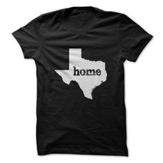 Texas Is Home To Me T-Shirts, Hoodies. Get It Now ==►…