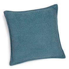 Bleu Foncé Dreams /'n/' Drapes Hudson Unique Housse de Coussin en Bleu marine 43 cm x 43 cm