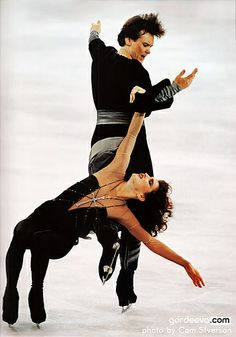 Klimova and Pomaranko, Russian ice dancers, the first to have all 3 Olympic medals. Their passionate, highly Symbolic and classical performances were electrifying. Usually romantic as well. Winter Olympic Games, Winter Olympics, Winter Games, Olympic Medals, Olympic Sports, Figure Ice Skates, Figure Skating, Ice Dance, Ballet Dance
