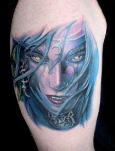 world of warcraft panda tattoo | World of Warcraft Tattoo | entropy-studio.com : toronto tattoo, laser ...
