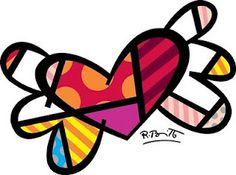 Britto Heart