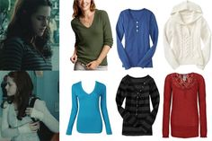 How to Dress Like Bella Swan from Twilight