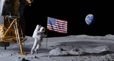 This photo was posted by herman on GIF. See more awesome photos on GIF. Claude Monet, Aliens, Countries To Visit, Historical Sites, Solar System, Best Funny Pictures, Funny Photos, American Flag, American Freedom