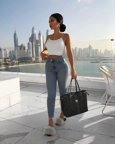 [New] The 10 Best Outfit Ideas Today (with Pictures) - New multipost 1 2 3 or 4 ? Lis la petite citation a la fin Swag Outfits, Mode Outfits, Cute Casual Outfits, Stylish Outfits, Summer Outfits, Girl Outfits, Fashion Outfits, Womens Fashion, Fashion Trends