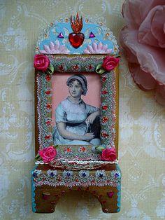 Finally, a Jane Austen shrine
