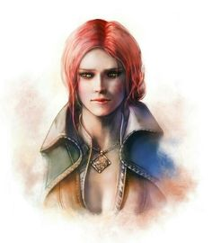 The Witcher, Triss Merigold