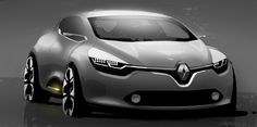 Relive the birth of New Renault #Clio behind the scene Renault #Design. (c) J-C Mounoury - Droits réservés Renault