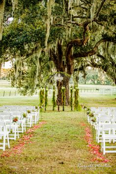 Lakeside Ranch at Inverness FL // central florida wedding venues