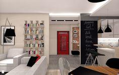 LOFT - zdjęcie od ARCHITETTO - Hol / Przedpokój - Styl Industrialny - ARCHITETTO