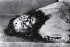 WWI, The corpse of Rasputin. -Tweets from WW1 (@RealTimeWW1) | Twitter