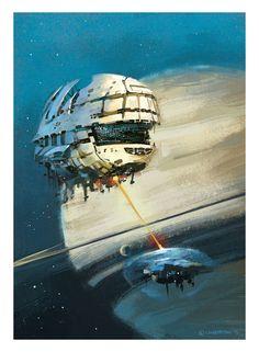 Concept Ships, Concept Art, Trippy, The Stars My Destination, Arte Sci Fi, Sci Fi Spaceships, 70s Sci Fi Art, Arte Tribal, Space Battles