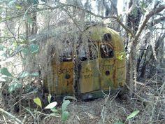 Old Abandoned School Bus x #abandoned #school