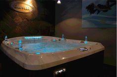 Jacuzzi Ontario - Hot Tubs, All Season Pools, Saunas & Gazebos Jacuzzi Hot Tub, Infrared Sauna, Yard Design, Hot Tubs, Spas, Corner Bathtub, Ontario, Swimming Pools, Gazebo