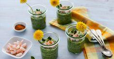 Löwenzahn Gazpacho - mmmhh leckeres Rezept von Foodbloggerin @meetawflh. Mehr dazu auf unserem Thüringer Foodblog #herzenswärmer