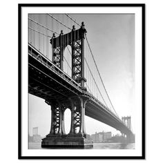Vintage Black and White photography of Brooklyn by OuttakePrints, $17.80