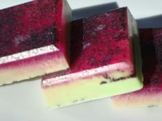 Apple Soap - Exfoliating with Poppy Seeds - Homemade Soap - Bar Soapby HoookedSoap, $4.50