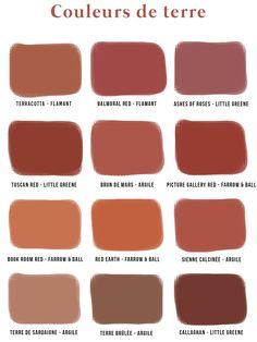 Terracotta color, do we like it or not? - Soo Deco - Terracotta color, do we like it or not? Room Colors, Wall Colors, House Colors, Paint Colors, Colours, Colour Pallete, Colour Schemes, Color Terracota, Terracotta Paint Color