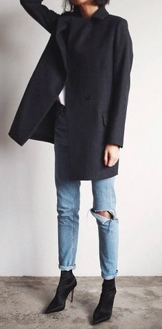 amazing fall outfit idea