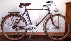 Rare French Bicycle Auto Moto Good Condition by FrenchPedalPower