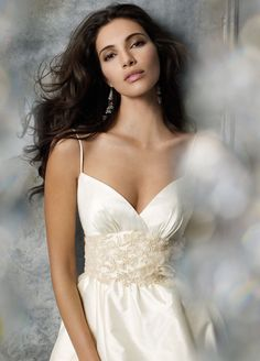 No, nevermind, it'd THIS one. :) Bridal Gowns, Wedding Dresses by Jim Hjelm Blush - Style 1061