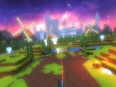 Pixel Gear is a wonderful introduction to PlayStation VR gaming with its vibrant 3D pixel graphics, easy to pick-up and play controls, and fun level of challenge that everyone in the family can enjoy. #PixelGear #PixelGearGame #PixelGearPSVR #3DPixelGear #3DMosaicGame http://en.console.oasgames.com/game/Pixel%20Gear
