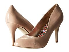 Madden Girl Propose Nude Patent - Zappos.com Free Shipping BOTH Ways