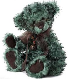 Isabelle Collection Fiddlestick teddy bear