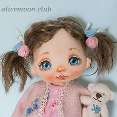 My new baby is waiting for her mommy  Available at my store now .  Sold out