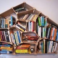 Design Your Custom Voronoi Bookshelf Online, I need a few of these....