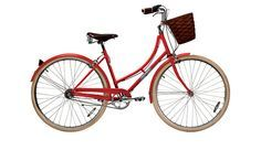 Traverse the city streets in style on one of our premium vintage bikes. Customised bikes that suit the urban lifestyle. The Papillionaire Sommer is a smooth, easy-riding experience. Pap Image, Bike Shelter, Bike Deals, Retro Bicycle, Dutch Bicycle, Wooden Bicycle, Retro Bikes, Used Bikes, Bicycle Women